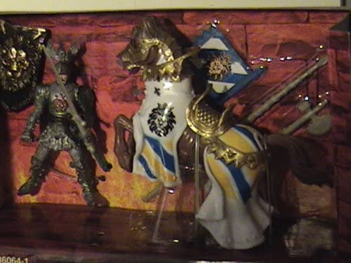 The Legends of Knights Battle Playset