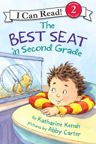 The Best Seat in Second Grade (I Can Read Level 2) 2nd Grade Reading Level Books