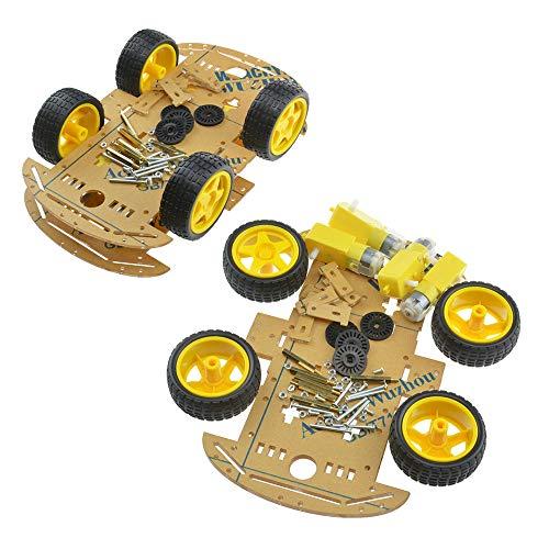 4wd robot smart car - 5