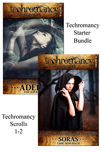 Download for free Techromancy Scrolls - 1 & 2 Starter Bundle
