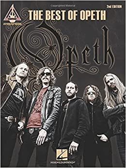 9c335a3087b Amazon.com  The Best of Opeth  2nd Edition (Guitar Recorded Versions)  (0888680705930)  Opeth  Books