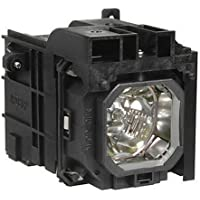 Pureglare NP06LP / 60002234 Projector Lamp for Nec NP1150, NP1150+, NP1150G2, NP1250, NP1250+, NP1250G2, NP1250W, NP2150, NP2150+, NP2150G2, NP2250, NP2250+, NP2250G2, NP3150, NP3150+, NP3150G2, NP3150W, NP3151, NP3151+, NP3151W, NP3250, NP3250+, NP3250G2, NP3250W, NP3250WG2, NP3251, NP3251W, P2150, P2150+, with FREE The WOW Hanger