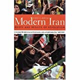 Book cover for Modern Iran: Roots and Results of Revolution