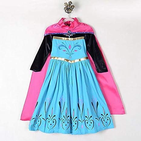 Falda Infantil Vestido de Estampado de Dibujos Animados ...