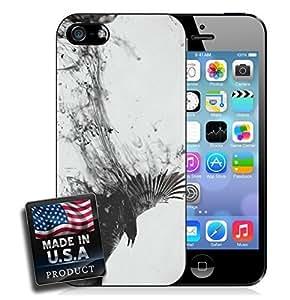 Black Crow Raven iPhone 5/5s Hard Case wangjiang maoyi