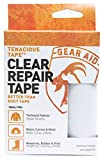 Gear Aid Tenacious Tape for Fabric Repair, Clear