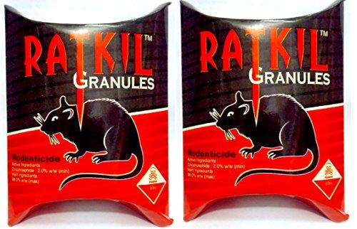 Ratkill Mouse Control Rodent (50gm X 2 Pcs)