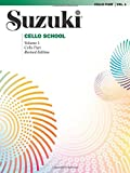 Suzuki Cello School Cello Part Vol 1