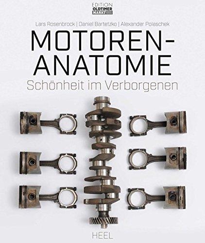 Motoren-Anatomie: Schönheit im Verborgenen: Amazon.de: Lars ...