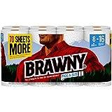 Brawny Paper Towels, 8 XL Rolls, Pick-A-Size, 8 = 16 Regular Rolls