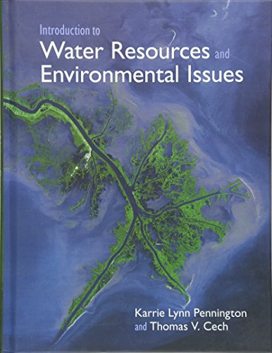 Introduction to Water Resources and Environmental Issues by Brand: Cambridge University Press