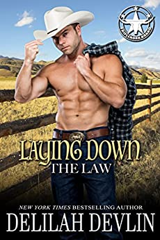 Laying Down the Law (The Triplehorn Brand Book 1) by [Devlin, Delilah]