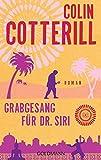 Grabgesang für Dr. Siri - Dr. Siri ermittelt 7: Kriminalroman (Die Dr. Siri-Romane, Band 7)