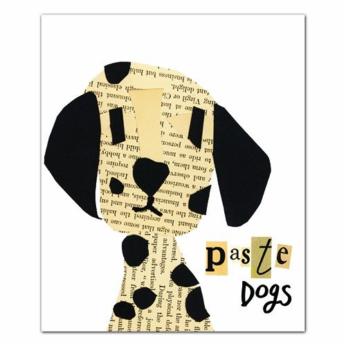 Download By Author Paste Dogs: QuickNotes -- Greeting, Thank You & Invitation Cards in a reuseable flip-top box decorat (Gcr) PDF