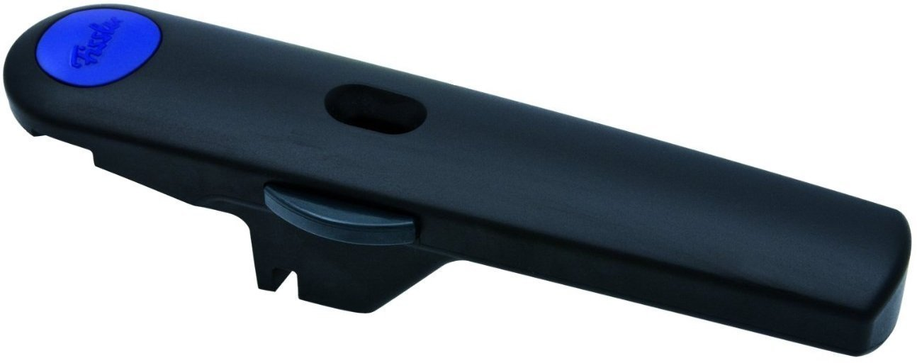 Fissler 600-000-11-770/0 Vitaquick SKT black, plastic replacement cover handle, 35 cm x 21.0 cm x 4.2 cm