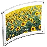 Curved Magnet Frame by Canetti-5x7 inch