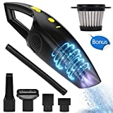Rechargeable Cordless Handheld Vacuum, Maiphee Powerful Car Hand...