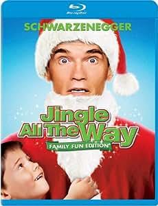 Jingle All the Way (Family Fun Edition) [Blu-ray]