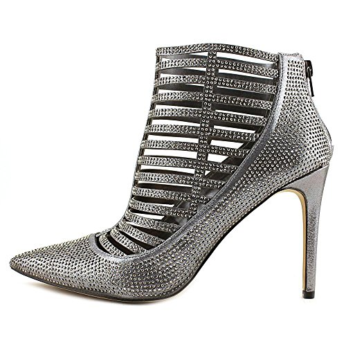 INC International Concepts Kacela 2 Spitz Synthetik Stöckelschuhe Pewter