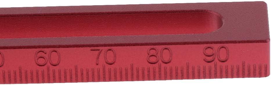 Escuadras de Sujeci/ón Mini de Posicionamiento de 90 Grados de Presci/ón 0.1mm