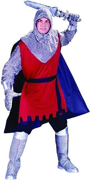 Amazon.com: Disfraz de caballero medieval adultos – adultos ...