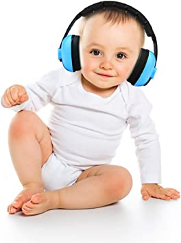 Adjustable Baby Ear Defender Headphone with Soft Foam Ear Cups Soft /& Comfortable for Kids Hearing Protection Kids Noise/Cancelling/Headphones