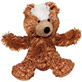 HDP Kong Low Stuffing with Squaker Dog Toy Medium Bear