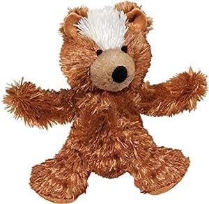 Pet Supplies : Dog Toys Indestructible : KONG Teddy Bear