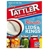 Reusable Canning Lid by Tattler Home Products