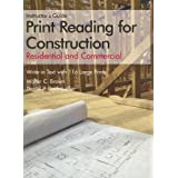 Print Reading for Construction: Residential and Commercial, Instructors Guide by Walter Charles Brown (2005-01-02)