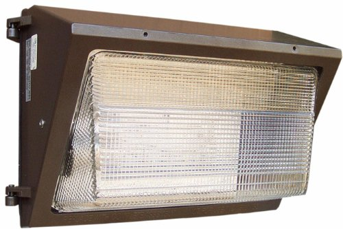 Morris Products 71032 Medium Wall Packs, HPS Type, Medium Lamp Base, 150 Watts, 120/208/240/277 Volts For Sale