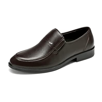 Men's Shoes/Business dress shoes/Foot flat heels