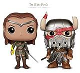 Warp Gadgets Bundle - Funko Pop! Games - Elder Scrolls Online: Nord & High Elf (2 Items)