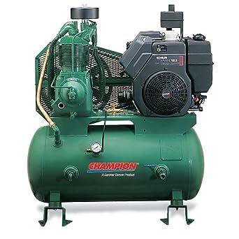 Amazon.com: Champion Stationary Gas-Powered Air Compressor