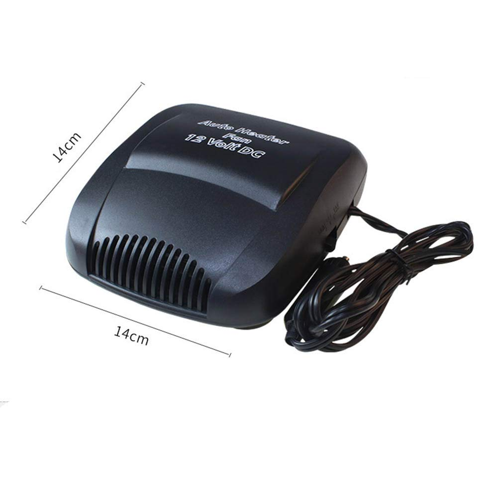 Homclo 12V Auto Heizl/üfter Ventilator 150W elektrisch Defroster Demister zigarettenanz/ünder heizung Auto Heizk/örper energiesparend heizger/äte Heizer