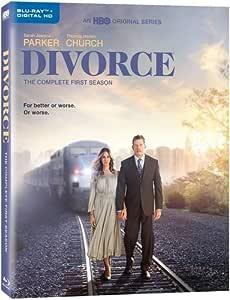 Divorce: The Complete First Season (Digital Copy/BD) [Blu-ray]