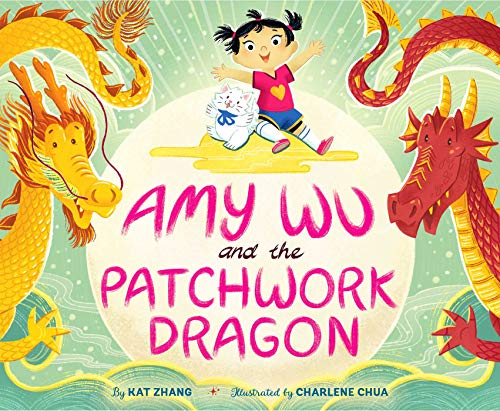 Book Cover: Amy Wu and the Patchwork Dragon