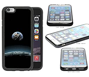 Earth Aerial View From The Moon Rubber Silicone TPU Cell Phone Case Apple iPhone 6