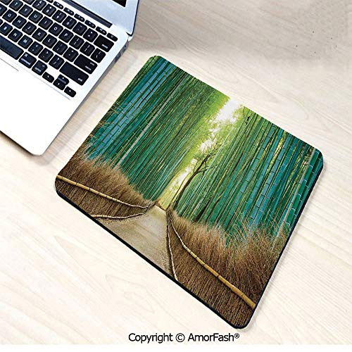 Heat Transferred Printing Waterproof Keyboard Pad,Mouse Mat for Gamer,Office & Home,9.8