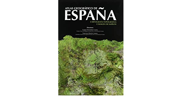 Atlas geográfico de España. Cartografía administrativa: Amazon.es: Vv.Aa, Vv.Aa: Libros