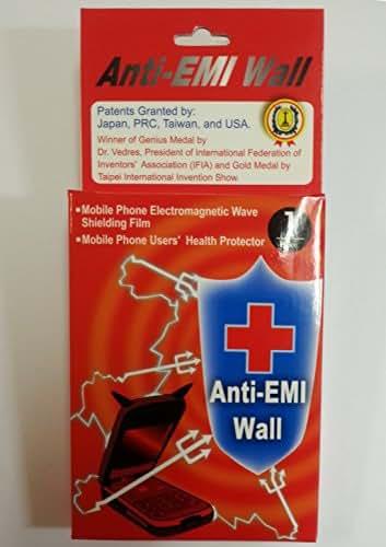 Sunnytech Celleur Phone EMI/EMF Protection, Anti-emi, Anti-radiation Wall Shielding Patch, USA / Japan / PRC Patented