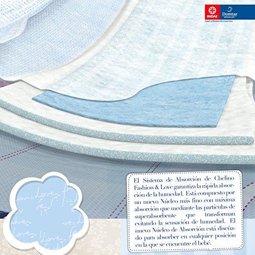Chelino Fashion & Love, Talla 5, 180 pañales: Amazon.es: Salud y cuidado personal