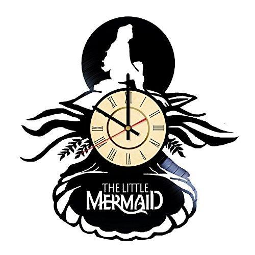 Fun Door Little Mermaid Ariel Handmade Vinyl Record