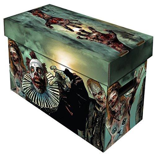 Zombie Box (BCW Zombies Short Comic Box)