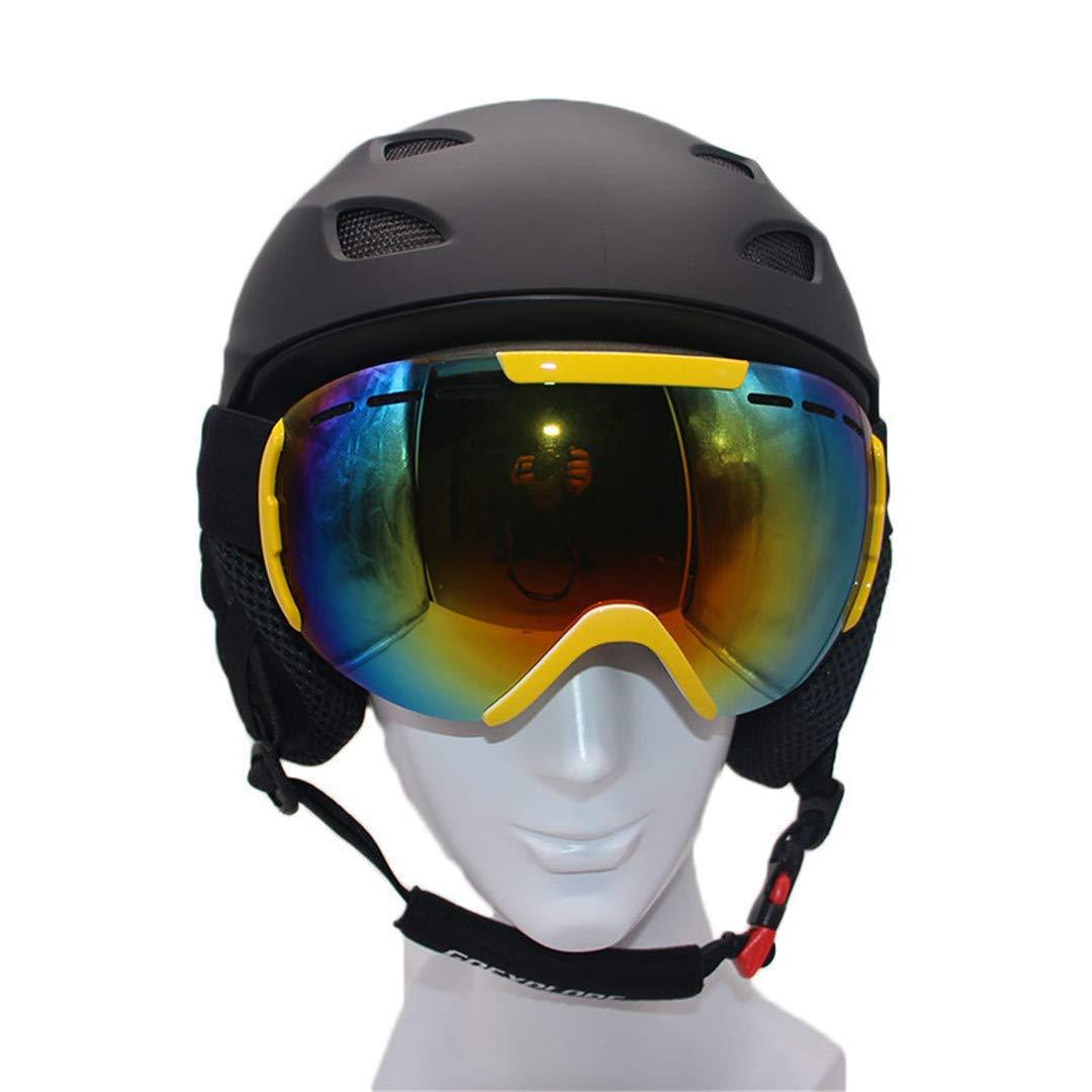 Minyine Skating Skating Skating Helm Schnee Helm  Ski Eyewear Für Männer Frauen Professionelle Winter Ultralight Weiblichen Schnee Skate Snowboard Helme B07PMR6TV3 Helme Heißer Verkauf 984947