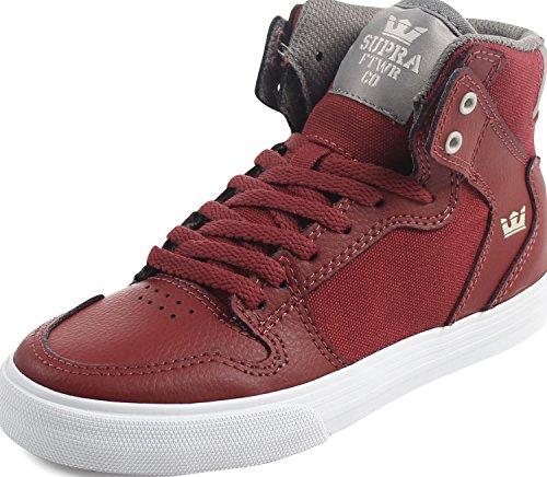 Supra Skytop S18185 Herren Sneaker Mattoni / Bianco