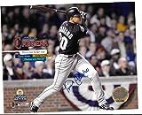 Miguel Cabrera Autograph / Signed 8x10 Photo Florida Marlins 2003 World Series