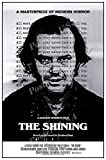 Posters USA - The Shining Movie Poster GLOSSY FINISH) - MOV085 (24'' x 36'' (61cm x 91.5cm))