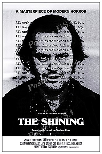 Posters USA - The Shining Movie Poster GLOSSY FINISH) - MOV0