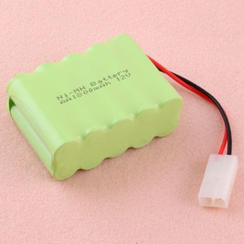 New AA 12V 1800MAH Ni-MH Battery Pack #3